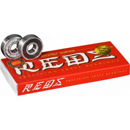 BONES SUPER REDS CUSCINETTI PER SKATEBOARDS