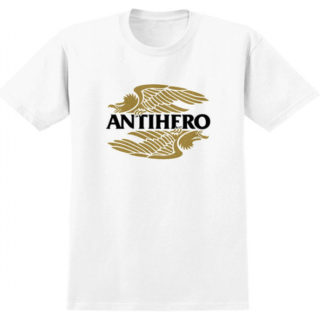 ANTI HERO AHXR WHITE T-SHIRT