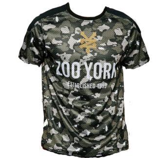 ZOO YORK HARDKNOCKS CAMO T-SHIRT