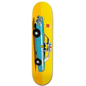Chocolate-x-HUF-Cop-Car-NYC-8.25'-Skateboard-Deck-_266259