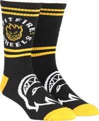 spitfire-classic-bighead-sock-black-yellow-white