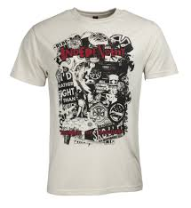INDEPENDENT DECADES OF DECADENCE BONE T-SHIRT
