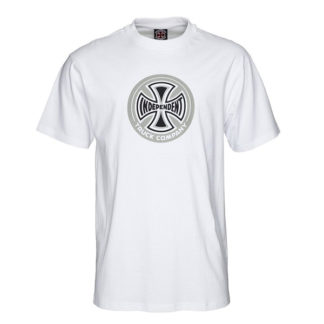 INDEPENDENT 88 TC T-SHIRT WHITE