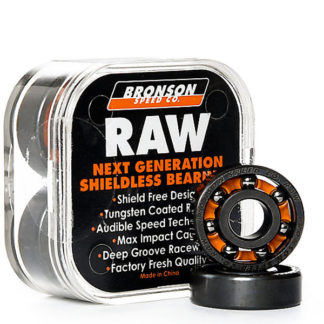 BRONSON SPEED CO. RAW