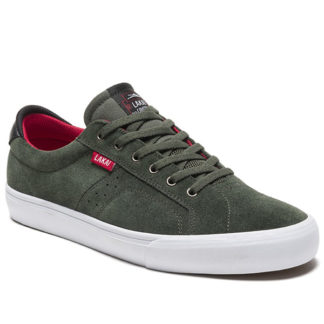 LAKAI FLACO FORREST SUEDE SHOES