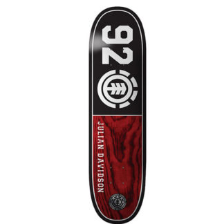 "ELEMENT DAVIDSON 25 YEARS 92 8.125""DECK"