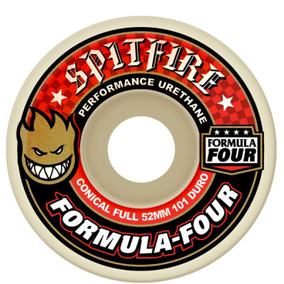 spitfire-formula-four-conical-full-skateboard-wheels-white-10d