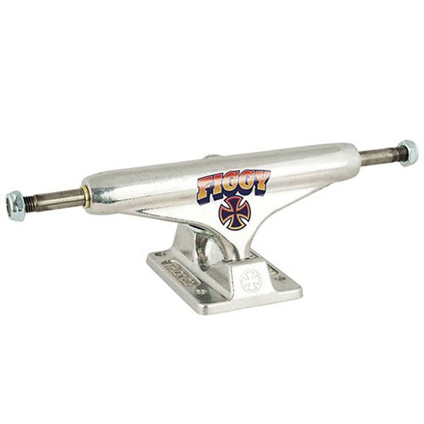 INDEPENDENT TRUCK PRO FIGGY FADED HOLLOW SILVER 149MM STAGE11