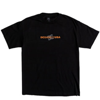 DC ROUND REFLECT T-SHIRT