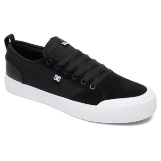 DC EVAN SMITH S BLACK SHOES