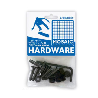 "MOSAIC MOUNTING BOLTS 7/8"" ALLEN BLACK"