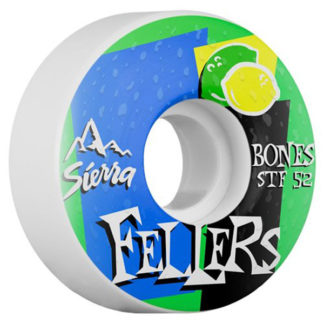 BONES WHEELS STF V3 FELLERS MIST 83B 52MM