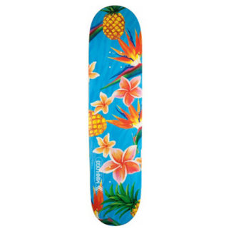 "MINI LOGO SMALL BOMB ALOHA 8.0"" DECK"