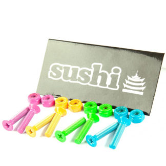 "SUSHI PHILLIP BOLTS 1"" MULTICOLOR"
