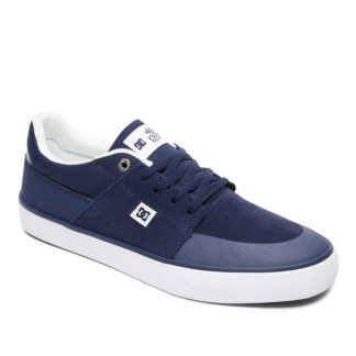 DC WES KREMER BLUE SHOES