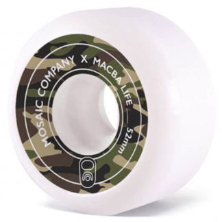 MOSAIC SQ MACBALIFE 52MM 101A WHEELS
