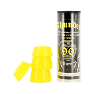 THUNDER BUSHINGS TUBE 90A YELLOW