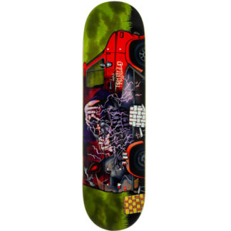ANTI-HERO TRUJILLO VANATICS 8.25 SKATEBOARD DECK