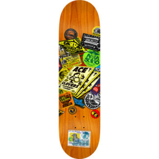 Anti Hero Skateboards Robbie Russo Park Board Skateboard Deck - 8.28""