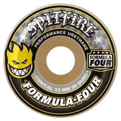SPITFIRE WHEELS FULL CONICAL 54MM F4