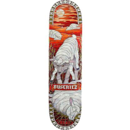 "Real Skateboards Cathedral Busenitz 8.06"" Tavola Skateboard"