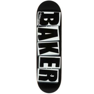 baker logo brand 8,125 black