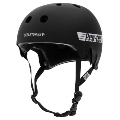 Pro-Tec Helmet Skeleton Key Old School Cert