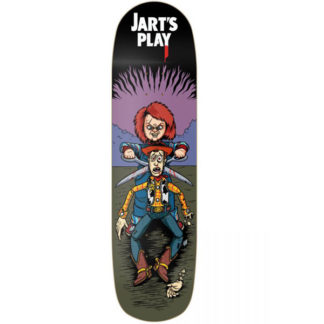 "JART PLAY POOL 8.5"" TAVOLA SKATEBOARD"