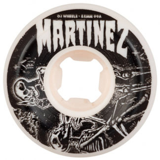 OJ WHEELS MARTINEZ ELITE 99A 55MM