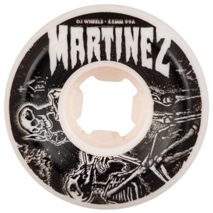 OJ WHEELS MARTINEZ ELITE 99A 55MM