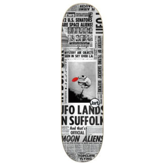 JART FLYING SAUCERS 8.0″ DECK