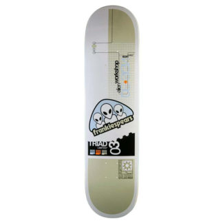 "ALIEN WORKSHOP FRANKIE SPEARS 8.25"" DECK"