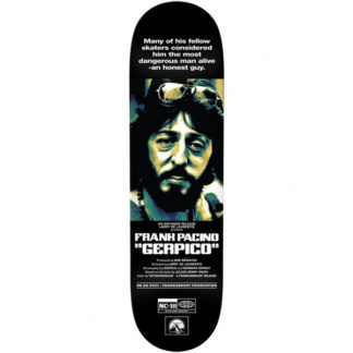 "ANTI-HERO GERWER DRIVE IN 8.25"" DECK"
