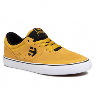 ETNIES MARANA YELLOW VULC SHOES
