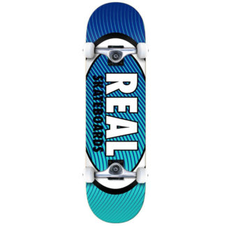 REAL OVAL HEATWAVE 8.0'' SKATE COMPLETO