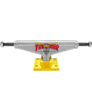 VENTURE TRUCKS X THRASHER HIGH 5.25″ POLISHED YELLOW