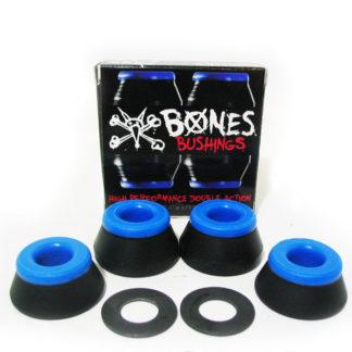 BONES BUSHINGS 81A HARDCORE SOFT BLACK BLUE