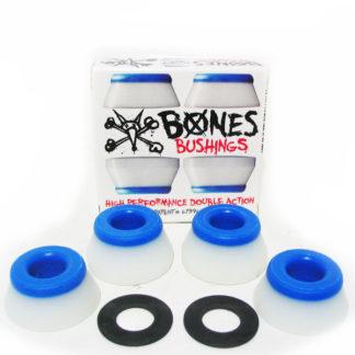 BONES BUSHINGS 81A HARDCORE SOFT WHITE BLUE