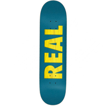 "REAL TEAM BOLD 8.25"" DECK NAVY"