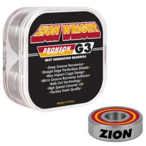 BRONSON SPEED CO. WRIGHT PRO G3