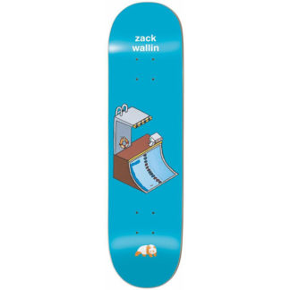 "ENJOI WALLIN GO FOR THE GOLD R7 8.25"" DECK BLUE"