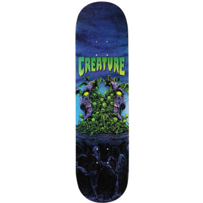 "CREATURE COLOSSUS COLD PRESS 8.25"" TAVOLA SKATEBOARDS"