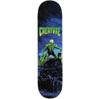 "CREATURE COLOSSUS COLD PRESS 8.5"" DECK PURPLE"
