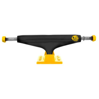 "INDUSTRIAL TRUCK 5.25"" BLACK/YELLOW"