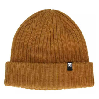 DC FISH N DESTROY BEANIE BROWN