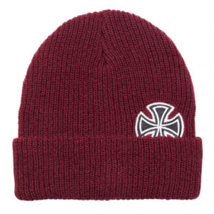 INDEPENDENT SOLO CROSS BEANIE