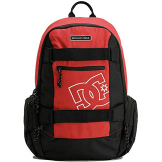 DC THE BREED BACKPACK 26L RED BLACK