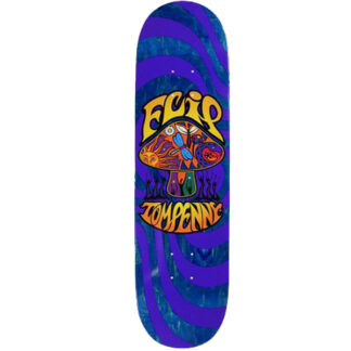 "FLIP PENNY LOVESHROOM STAINED 8.0"" DECK"