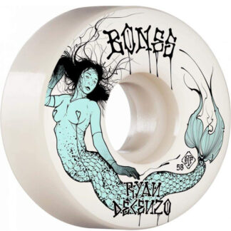 BONES WHEELS STF DECENZO MERMAID V2 103A 53MM