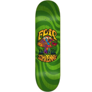 "FLIP PENNY LOVESHROOM STAINED 8.25"" TAVOLA DA SKATE"